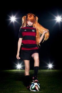 Asuka - Germany WC 2014