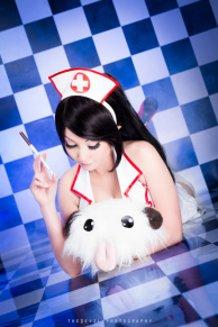 League of Legends - Akali [Nurse]