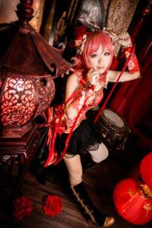 Maki Nishikino Awakened China Dress 01