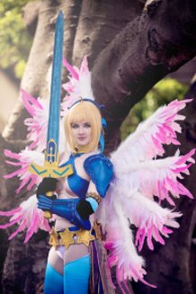Fate Stay Night - Saber (Galactica)