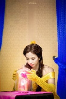 Beauty and the Beast: Enchanted Rose