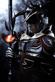 Dissidia Duodecim Final Fnatasy Warrior of Light
