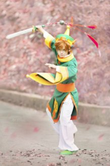 Cardcaptor Sakura: Syaoran Li
