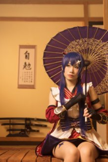 Love Live! - Sonada Umi (Ninja ver)