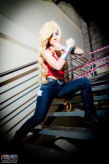 Wonder girl cosplay