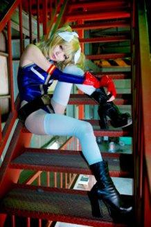 Reiko Holinger (Mobile Suit Gundam 0079 the Card Builder)