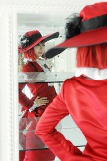 Black Butler - Madam Red ◎HIKO