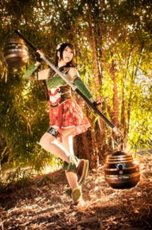 Dynasty Warriors 8 @ Guan Yinping - HIKO