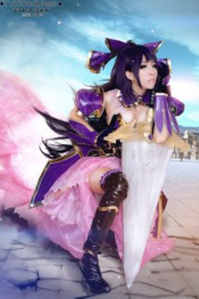 Tohka Yatogami from Date A Live cosplay II