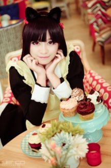 Oreimo - Cupcakes