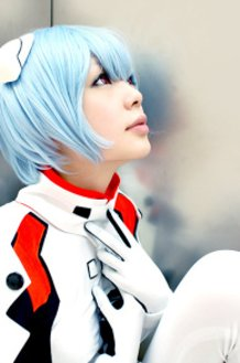 REI AYANAMI Cosplay.