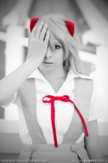 The end of the world ''Asuka cosplay'' by Yuriko Tiger