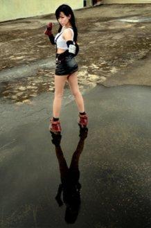 Tifa Lockhart - Rumble 01