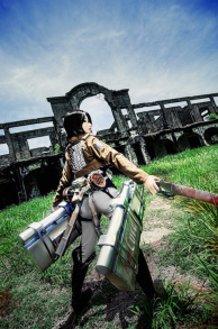 Mikasa Ackerman: Stronger than all of you