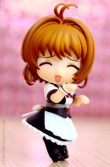 Sakura NyanNyan Captor