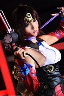 Mumei cosplay