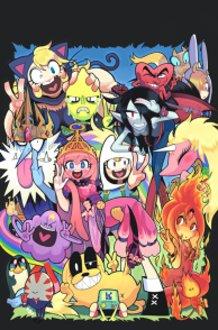 Adventure Time comics cover art!