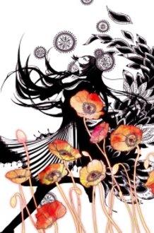 Hinageshi (Poppy)