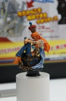 One Piece Chess Set Pt. 1