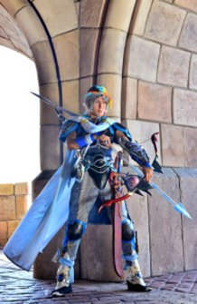 DISSIDIA FINAL FANTASY - Frion