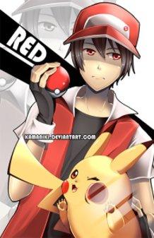 Fanart: Red