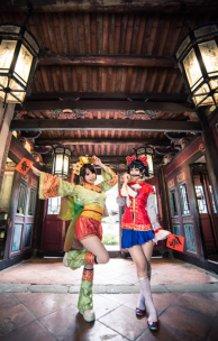 Dynasty Warriors - Da Qiao ◎HIKO