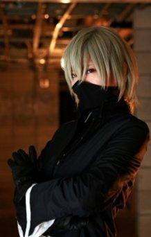 Homura cosplay (Sekirei)