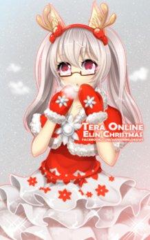 Tera Online: Elin Christmas