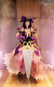 Tohka Yatogami (夜刀神 十香):Date A Live cosplay