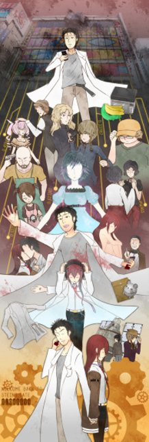 Welcome to STEINS;GATE! (SPOILER ALERT)