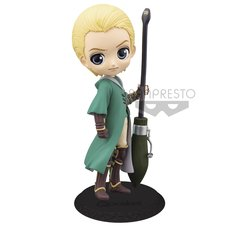 Q Posket Harry Potter Quidditch Style Draco Malfoy