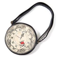 FLAPPER Clock Shoulder Bags