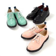 YOSUKE USA 4-Hole Shoes