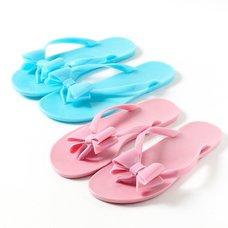 FLAPPER Ribbon Sandals