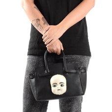 ahcahcum Small Ceramic Face Bag
