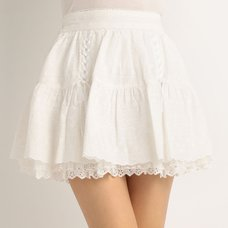 LIZ LISA Cambric Sukapan Skirt