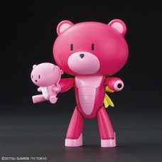 HGPG 1/144 Gundam Build Fighters Petit'Gguy Prettyinpink & Petit Petit'Gguy