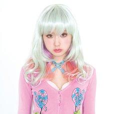Lunatic Lemony Lollipop Carly Aurora Wig