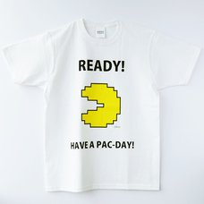 Pac-Man Ready! T-Shirt