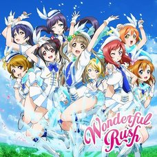 Wonderful Rush (w/ DVD) | TV Anime Love Live! μ's 5th Single