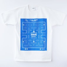 Pac-Man Simple Game Screen T-Shirt
