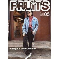 Fruits May 2016