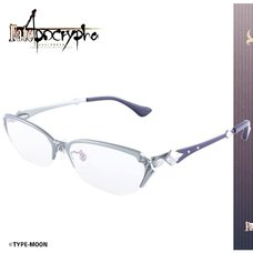 Fate/Apocrypha Ruler (Jeanne d'Arc) Model Glasses (Clear Lenses)