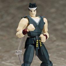 figma: Virtua Fighter - Akira Yuki