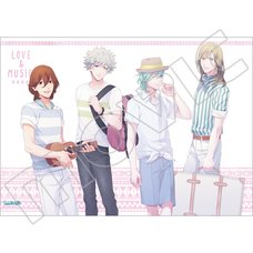 Uta no Prince-sama Original Mini Clear Poster Collection