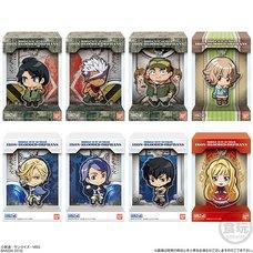 Gundam: Iron-Blooded Orphans Rylcot Acrylic Charm