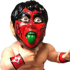 16d Collection 016: The Great Muta (90s Red Paint)