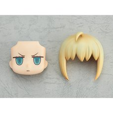 Nendoroid More: Learning with Manga! Fate/Grand Order Saber/Altria Pendragon Face Swap