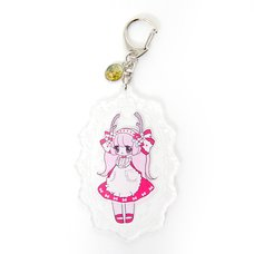 Reindeer Keychain
