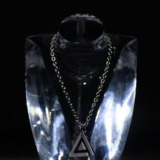 Ghost in the Shell: SAC_2045 x haraKIRI Collaboration Accessory Public Security Section 9 Necklace